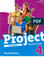 Project 4 Student Book Third Edition
