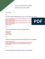 C C++ quiz