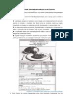 A importância das Fichas Técnicas de Cozinha