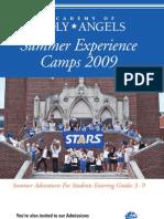 Summer Exp 2009