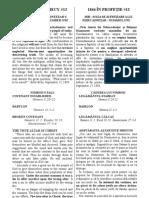 12 Anul 1844 in profetie - Jeff Pippenger - Notite Tabara Porumbacu 2013