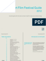Short Film Festivals Guide 2012 FINAL