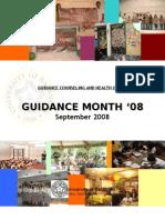 Guidance Month 2008