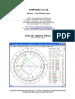 Manuale Astrolog