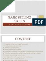 Basic Selling Skills  dr.ezzat
