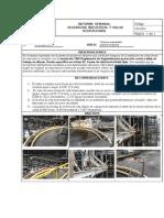 Formato de Informe Semanal de Seguridad y Salud Ocupacional