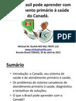 Redes Saude Canada