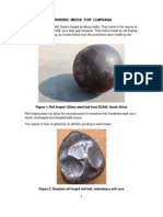 Grinding Media for Lumwana Copper Mine in Zambia