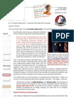 Letter to Rex Tillerson 13-09-08 As Autumn Approaches 4