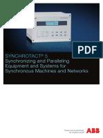 Synchrotact 5 Series