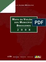 Mapa da Violência 2008