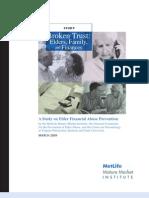 Mmi Study Broken Trust Elders Family Finances