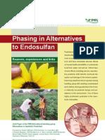 Phasing in Alternatives to Endosulfan