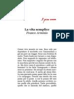 Franco Arminio - La Vita Semplice