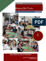 A. Manual Del Tutor 1.