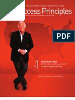 Success Principles Pdf