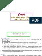 ContohSolusiPoinA Dan AnalisaTrapez_BP1213