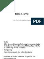 Telaah Jurnal