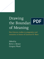 Birner & Ward(2006)_Drawing the Boundaries