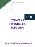 Temario Ciencias Naturales Curso 2011-12