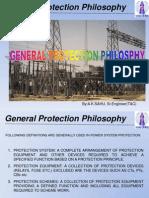 Protecion Philosphy