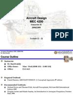 22343822 Aircraft Design