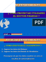 7- Como Proyectar Utilizando El Doctor Finanzas PF