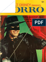 Zorro 04nov1966WaltDisney