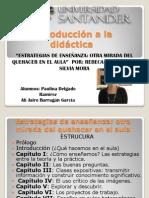 ESTRATEGIAS DE ENSEÑANZA,OTRA MIRADA DEL QUEHACER DEL AULA