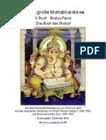 Mahabharata Buch9