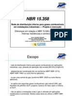Palestra NBR 15358 - Afonso