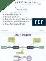 Fiber Optic Course