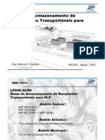 Palestra NBR 15514 - M. Siqueira