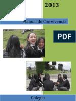 AGENDA.manual de Convivencia 2013