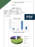 Energy study
