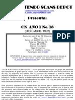 Club Nintendo - Año 1 No.13