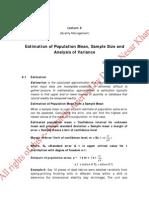 Lecture-8 QM -1