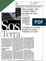 Corriere Della Sera Ambiente SOS Terra