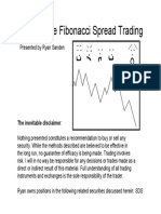 Introduction to Elliott Wave Fibonacci Spread Trading