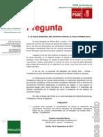 Pregunta - Vallado Ed Mun Luceros - JMD Este Septiembre 2013
