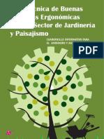 Doc154419 Manual de Buenas Practicas Ergonomicas Para El Sector de La Jardineria y El Paisajismo