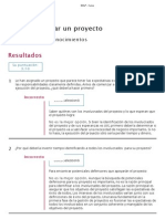 Como gestionar un proyecto evaluación