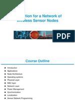 Wireless Sensor Network Introduction