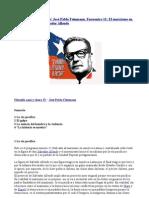 Filosofía aquí y ahora IV. José Pablo Feinmann. Encuentro 12 El marxismo en América Latina II Salvador Allende