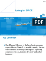 CE Dimensioning for SPICE_0818