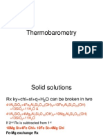 Thermo Barometry