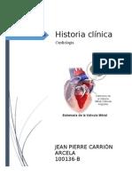Historia Clinica Dr Rodriguez