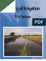 History of Irrigation