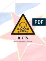Ricin...How to extract ricin from castor beans.