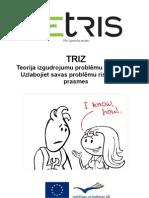TETRIS TRIZ rokasgrāmata (Latviski)